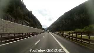 Driving From Garmisch Partenkirchen, Germany To Vipiteno, Italy