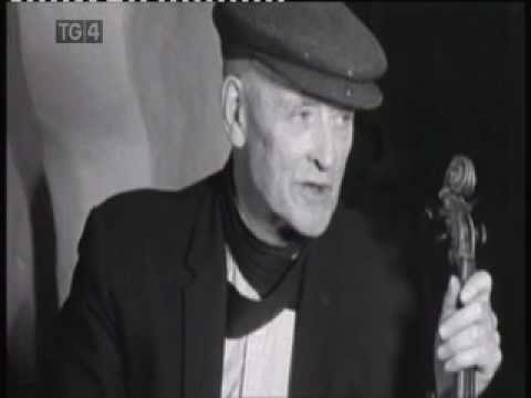 Mickey Doherty, Donegal Fiddle Player, 1962