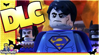LEGO BATMAN 3 - DLC BIZARRO WORLD Level & Characters!