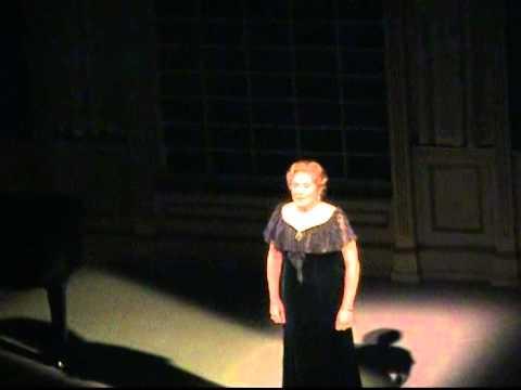Ave Maria Souvenir ~ Broadway, 2005  Judy Kaye