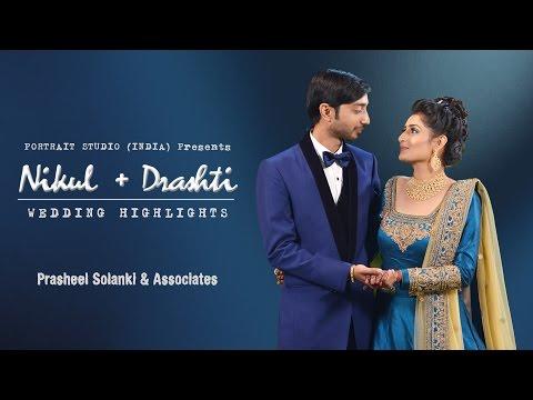 Nikul + Drashti Wedding HIGHLIGHTS