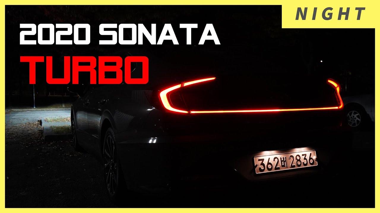 Hyundai Sonata 2020 Sensuous This Sonata Got A Turbo Inside Is