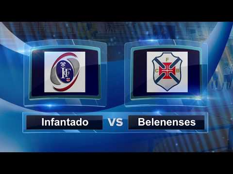 Infantado 1(4) - 1(3) Belenenses