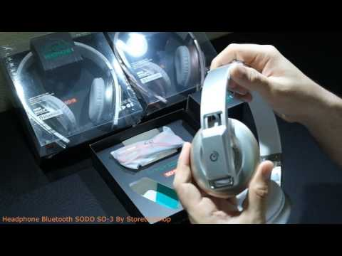 SODO SO9 Headphone Bluetooth