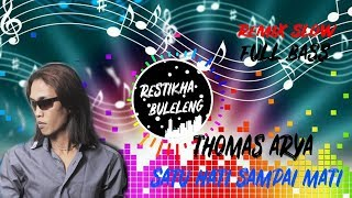 Download Mp3 Dj Satu Hati Sampai Mati    Thomas Arya Feat Elsa Pitaloka   | Remix Slow Full B