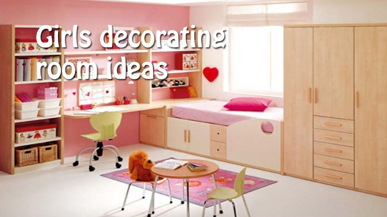 Girls Decorating Room IdeasDecorating Tips Decorating My Girls