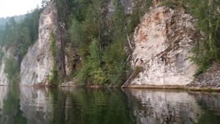 Юмагузинское водохранилище июль 2016(Возвращение с рыбалки. Наслаждение красотами природы., 2016-07-27T16:50:04.000Z)