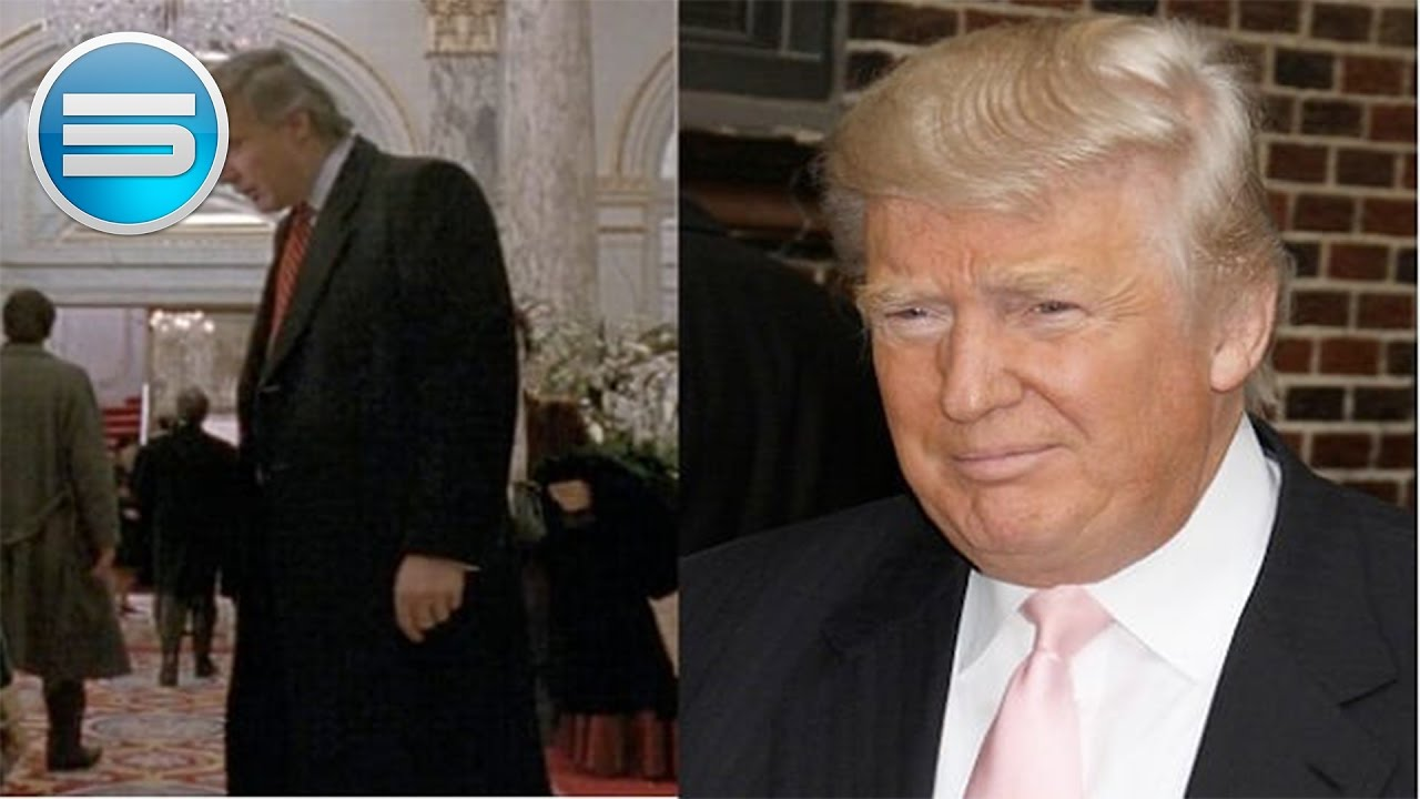 5 Home Alone 2 Facts You Didn t Know Donald Trump Cameo Stunt
