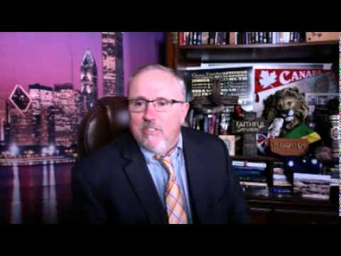 """Paul Begley LIVE """"End Time Prophecy"""""""