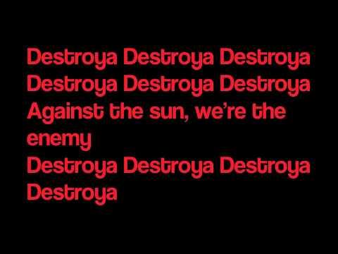 Destroya My Chemical Romance Lyrics
