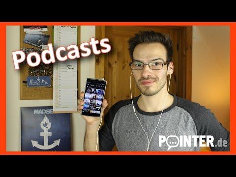 Patrick vloggt - Meine favorisierten Podcasts