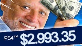 Compro el juego MÁS CARO de PLAYSTATION ($2,993)