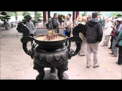 VIetnam..Hanoi 1° parte,,,2016..Franco e Pino ..music e video by Franco