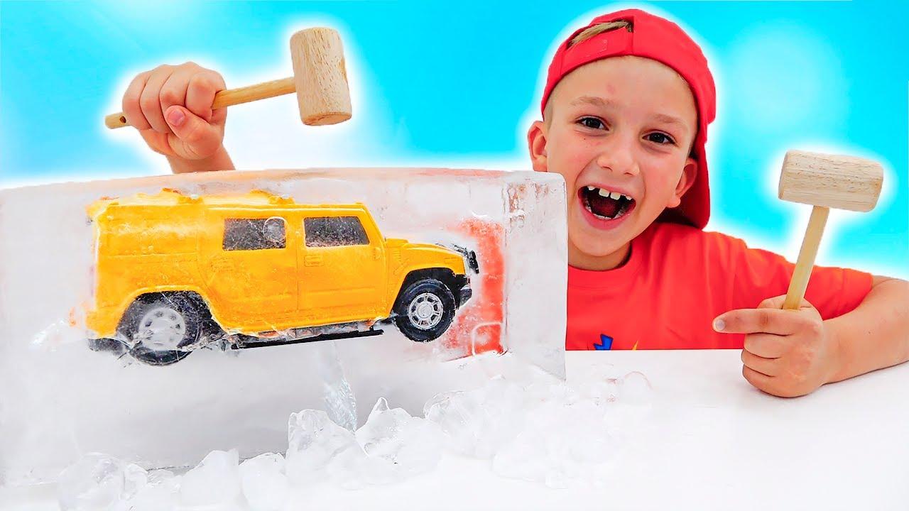 Vlad y Niki - historias divertidas con juguetes para los niños