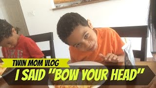 Bow Your Head | ProductJunkieXoxo Daily Vlogs