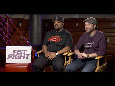 Ice Cube and Charlie Day Discuss Fist Fight