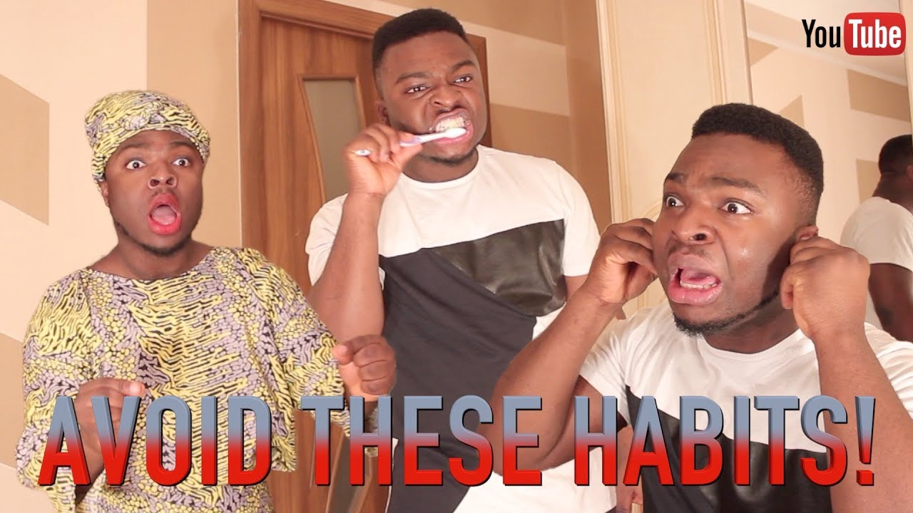 THREE (3) HABITS THAT MUST BE AVOIDED IN AN AFRICAN HOME