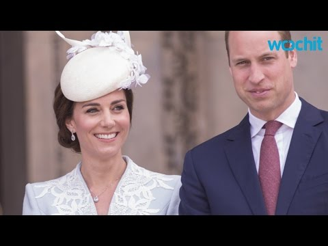 Kate Middleton Stuns in Beautiful Blue at Queen Elizabeth's Birthday Do