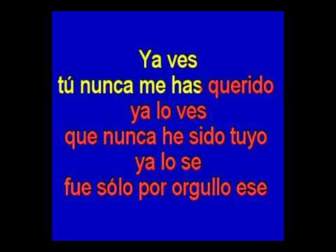 Hey - Julio Iglesias - karaoke  tony ginzo