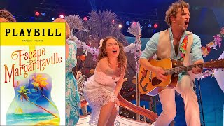 Escape to Margaritaville - Curtain Call 4/18/18
