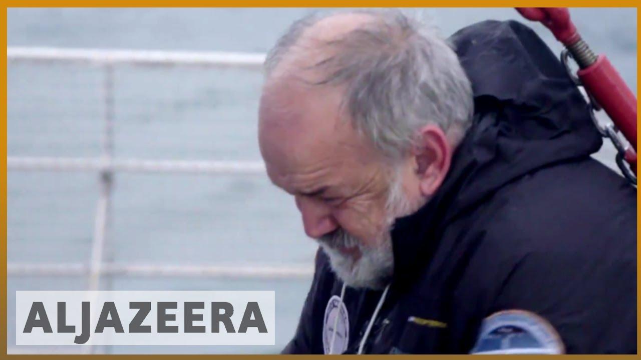Krill fishing threatens Antarctic ecosystem, warn conservationists | Al Jazeera English
