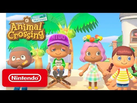 Animal Crossing: New Horizons - Nintendo Direct 9.4.2019 - Nintendo Switch
