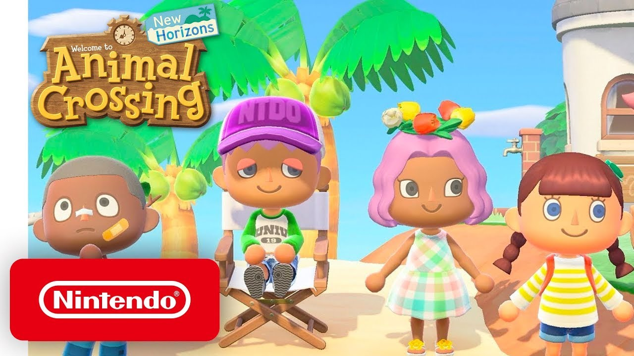 Animal Crossing Switch release date, trailers, gameplay