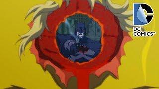 Бэтмен убивает Обратного Флэша. Лига Справедливости: ПИК