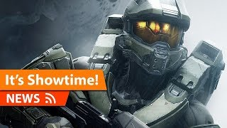 Major update on HALO Live Action TV Series