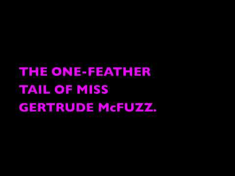 The One-Feather Tail of Miss Gertrude McFuzz/Amayzing Mayzie