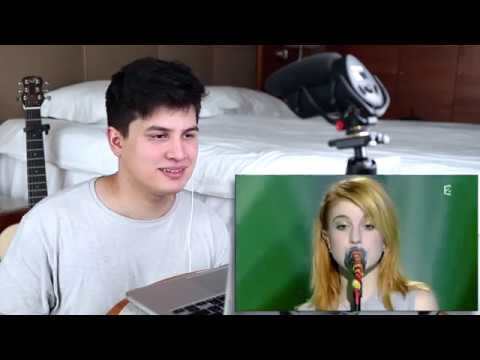 Vocal Coach Reaction to Hayley Williams Best Live Vocals