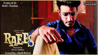 Raees trailer spoof_-_shah rukh khan's fan made_-_