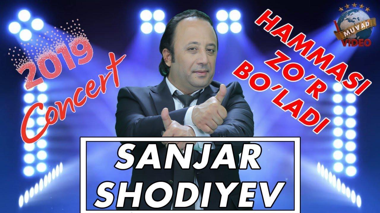 Sanjar Shodiyev «Боря» - Hammasi zo'r bo'ladi nomli konsert dasturi 2018 | Санжар Шодиев 2018