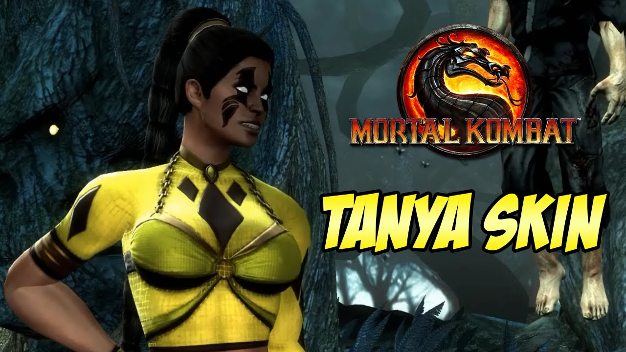 Tanya MOD - Mortal Kombat 9