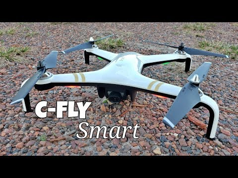 C-Fly Smart - $129 Drone - GPS - Brushless - 1080P - 2600mAh - Gimbal