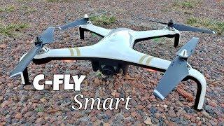 C-Fly Smart - $129 Drone - GPS - Brushless - 1080P - 2600mAh - Gimbal
