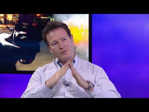 From 'Lock, Stock and Two Smoking Barrels' to  'Performers' - Nick Moran on Real Life Gangsters