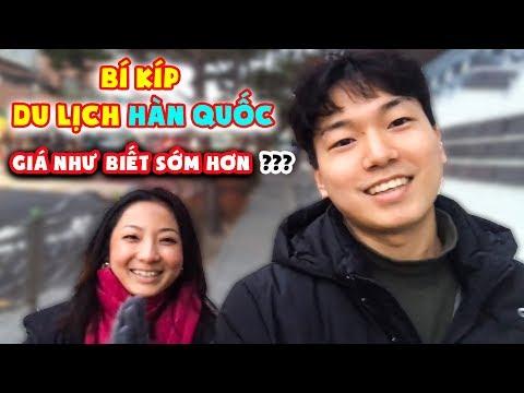 Bí kíp du lịch Hàn Quốc không phải người Việt nào cũng biết ???