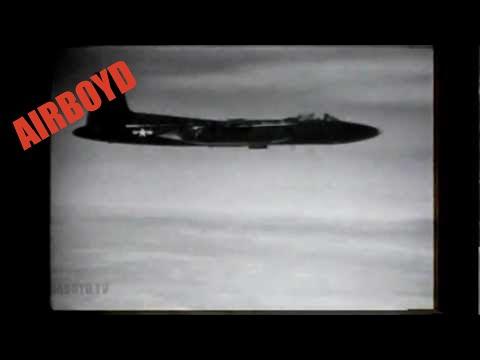 Curtiss-Wright XF-87 Blackhawk (1948)