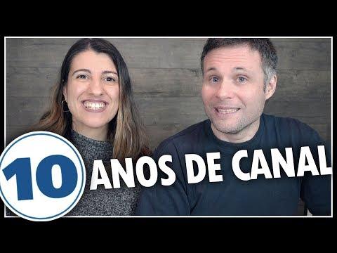 CANADÁ DIÁRIO 10 ANOS DE CANAL!!!