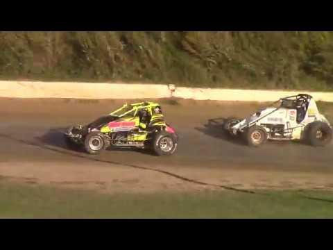 Genesee Speedway RUSH Sprints 9-14-19