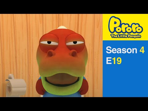[Pororo S4] #19 Crong Goes Number Two