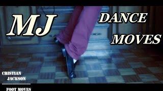 cristian jackson   mj dance moves foot moves