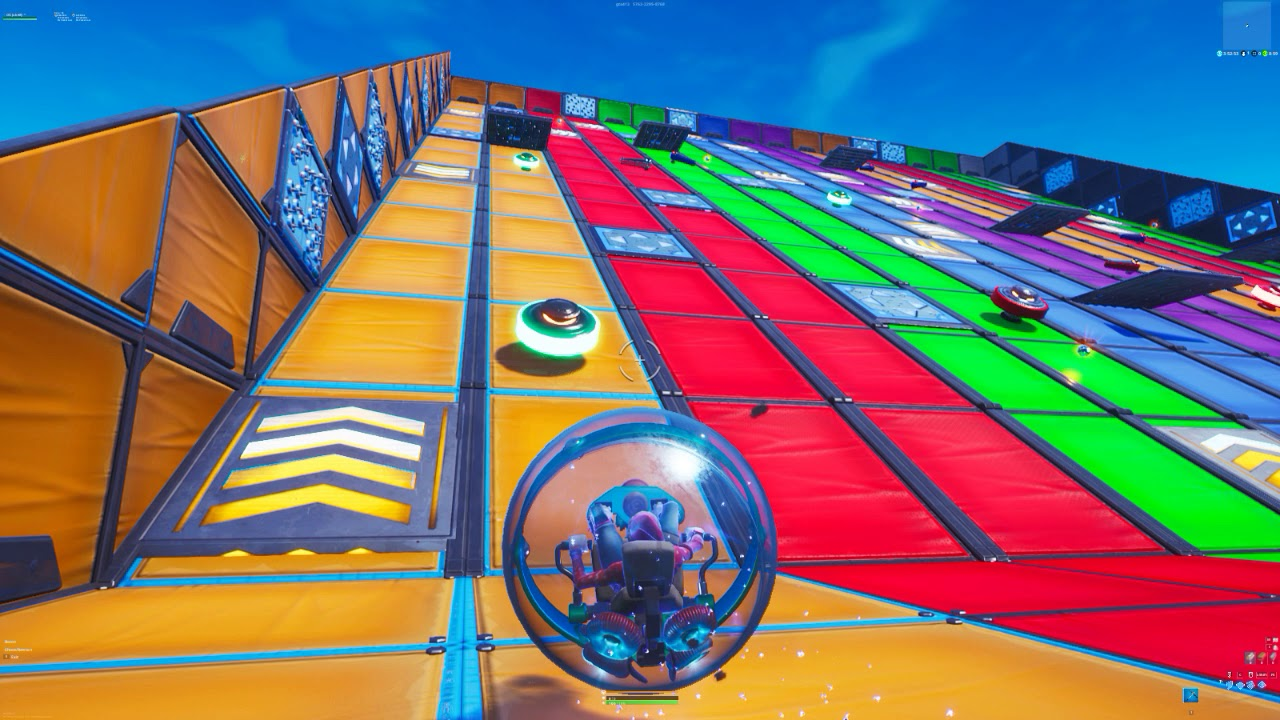 GAMEGOAT'S BALLER PINBALL! - Fortnite Creative Map Codes ...