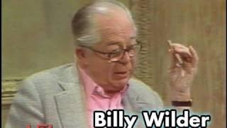 Billy Wilder: Alternate Ending For DOUBLE INDEMNITY