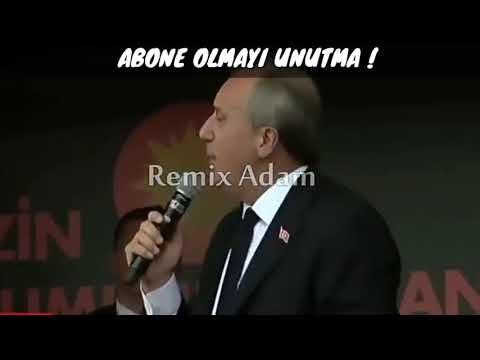 Bana Bak Muharrem E Sana Baktım Recep Söyle ( Recep Tayyip Erdoğan ft. Muharrem İnce