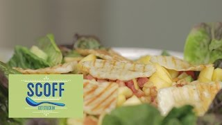 Fresh & Fruity Mango & Pancetta Salad | We Heart Food