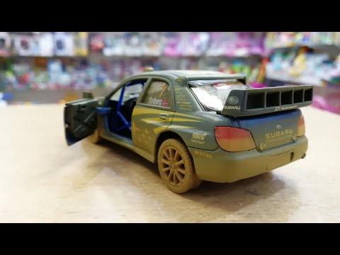 Subaru Impreza WRC от KINSMART KT5328WY