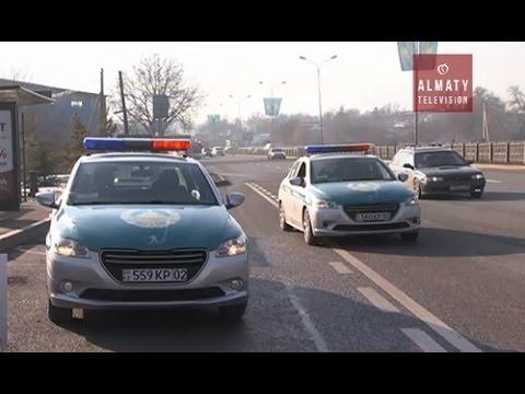 В Казахстане намерены ввести кардинальные меры в борьбе с продажей водительских прав (06. 04.17)