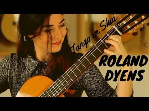 Andrea Gonzalez Caballero Plays Tango En Skai By Roland Dyens On A Dieter Müller Doubletop 2018